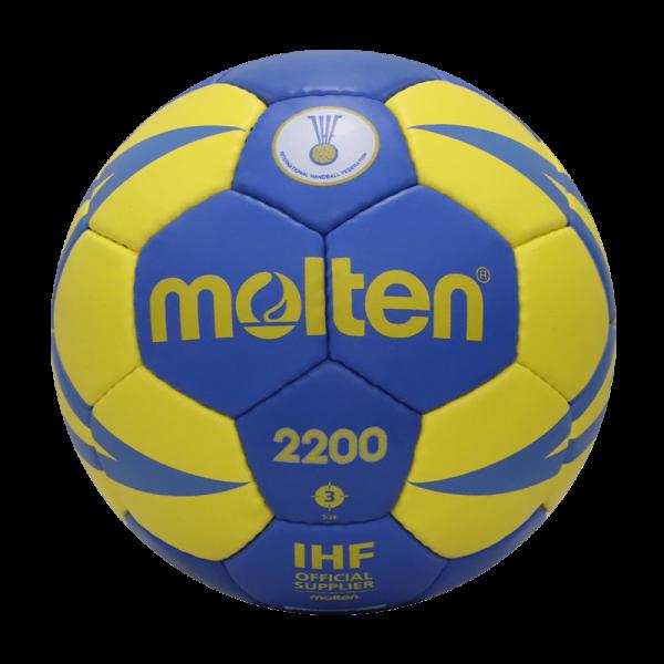 Balón Handball Molten H3x2200