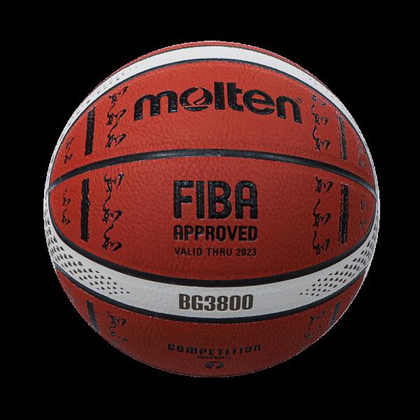 Balon de Basquetbol Molten BG3800 SOJ